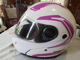 Casco de mujer para moto HAWK