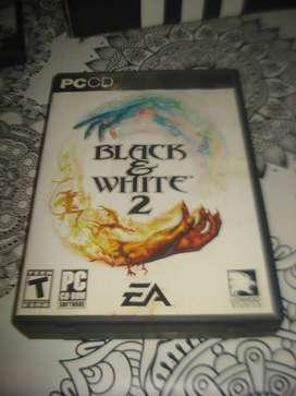 Juego Black & White 2 Para Pc Fisico Excelente No Envio