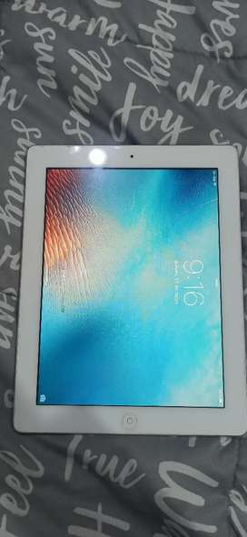 iPad 2, excelente estado PRECIO NEGOCIABLE