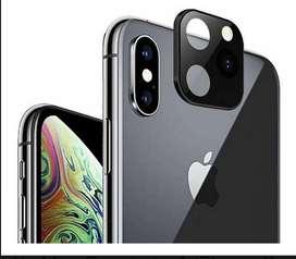 Convierte tu iphone x-s max en 11