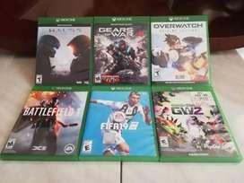 Juegos Usados para Xbox One