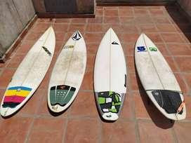 Tablas de Surf en buen estado
