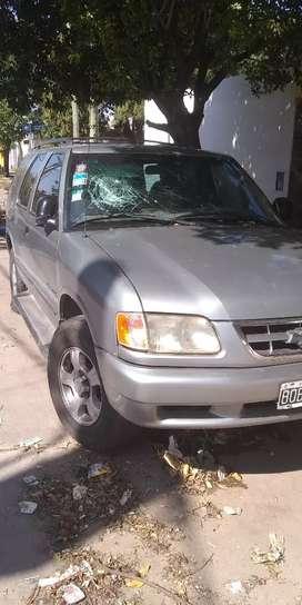 Chevrolet blazer Dlx 4x2 2.2 naftera