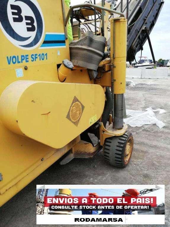 cub ierta  cod Terminadora de asfalto bite lli SP101 RUEDAS Rodamarsa 0