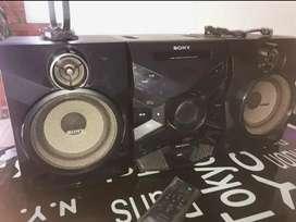Minicomponente Sony Modelo Hcd-Esx6