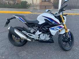 Moto BMW 310R Flamante