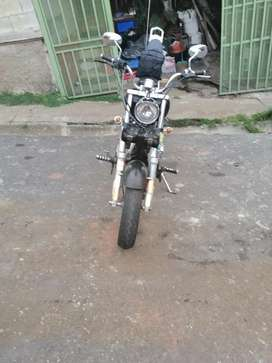 Vendo o cambio moto modificada