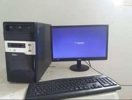 Computador de mesa corei3
