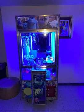 Alquiler Maquina Dispensadora De Peluches - Vending