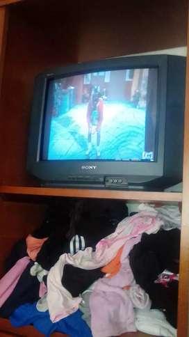 Tv con control