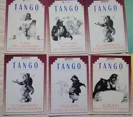 Letras de Tango, Ante el melodrama, el Humor. Schering-Ploug