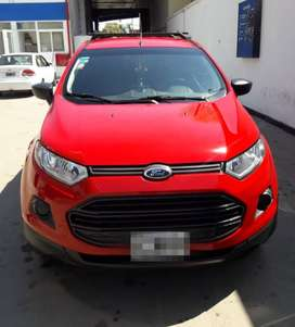 Vendo Ford Ecosport 2015