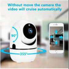 Camara 360 Grados Ip- Wifi Cloud Storage Intelligent Camera