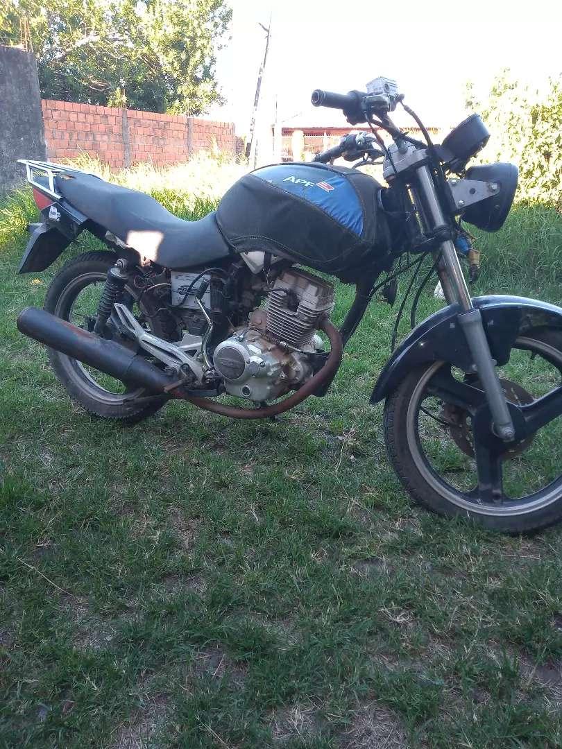 Moto Appia brezza 150 0