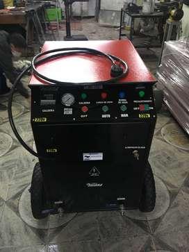 vendo equipo a vapor para lavado de vehiculos