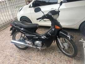 Honda c100 2010