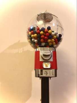 Máquinas dispensadoras Nuevas 55- Chicles, cápsulas y pelotas