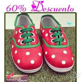 Zapatos para Niñas en Oferta