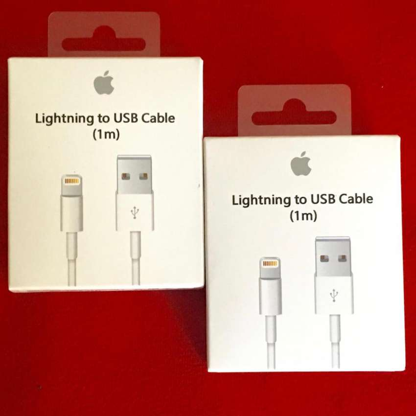 NUEVOS Cable 1M. Entrega inmediata, Producto ORIGINAL para iPhone 4S / 5S / 6S / 7 / 8 / 8 Plus / X / XR / XS / 11 Pro 0