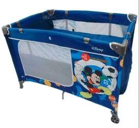 Corral para bebé Disney Priori segunda mano  Sahagún