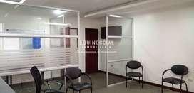 Alquiler de oficina en Centro de Guayaquil - 2 ambientes