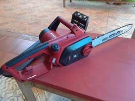 Vendo Motosierra electrica Einhell GH-EC 204  -- 2000 W
