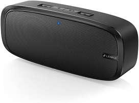 LENRUE - Altavoz Bluetooth inalámbrico portátil estereo