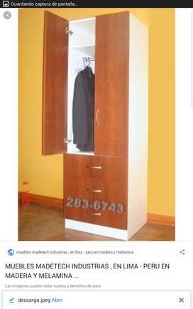 Muebles armarios y mas