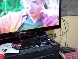 De oportunidad TV sansung de 43 pulgadas 3 entradas Hdmi