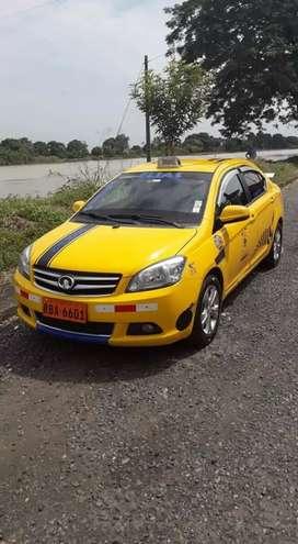 Se vende taxi con derechos