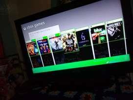 Disco duro de 330gb con juegos para Xbox 360