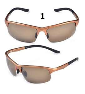 Gafas de sol lente policarbonato polarizadas, Material TR90