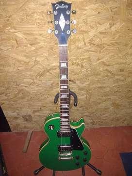 Guitarra Les Paul Jim Harley años ´90