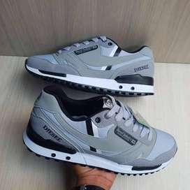 tenis diesel grises