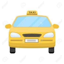 Vendo Taxi muy favorable
