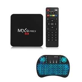 Convertidor A Smart Tv Box Android + Keyboard