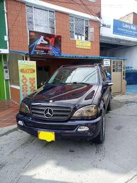 Venta Camioneta Mercedes Benz ML350 2003 AUTOMATICA