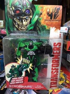 Transformers crosshairs hasbro
