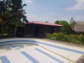 Alquiler de hermosa cabaña vacacional Yopal Casanare