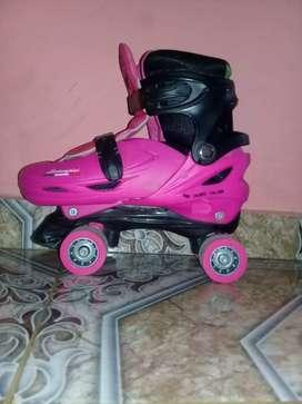 Vendo patines en buen eatado talle 35/38