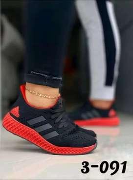 Zapato Tennis Deportivo Adidas Kraft Para Dama