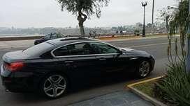 VENDO BMW 640 I gran coupe