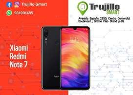 Xiaomi Redmi Note 7 64 Gb Sellado