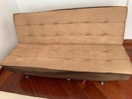 Oportunidad -Vendo sofa cama