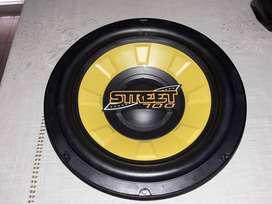 "Subwoofer Spyder Street 12"" nuevo en caja"