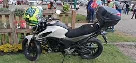 Honda CB 160f