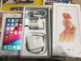 CELULAR apple original IPHONE 6 NUEVO EN CAJA libre 32gb