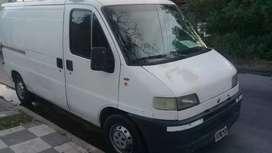 Fiat DUCATO Furgón Diésel Motor 2.8 Aspirada