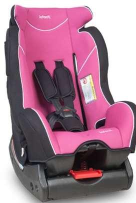 Silla para carro marca Infanti - niña