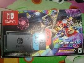 Se vende Nintendo nuevo